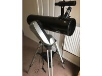 EXPLORER-130P SUPATRAK™ AUTO 130MM F/650 MOTORISED AUTO-TRACKING TELESCOPE