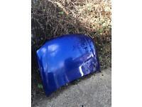 Mk5 Ford Fiesta zetec s Imperial blue bonnet