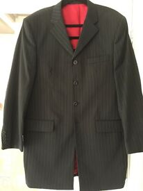 Men's Black Nicklebys Blazer size 42