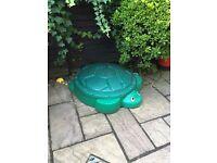 Little Tikes Turtle paddling pool/sandpit