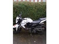 2012 White Sym Wolf 125cc