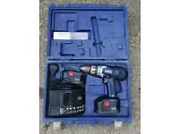 AEG 14.4v battery drill