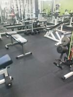 Home Gym Excercise Mats