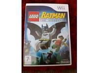 X 3 Wii Lego games