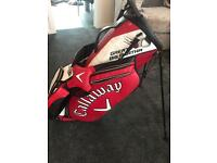 Callaway Big Bertha leather stand bag