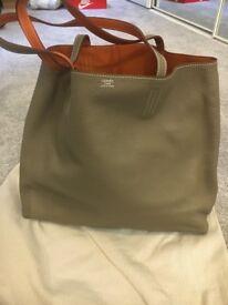 Hermes inspired handbag Tote New