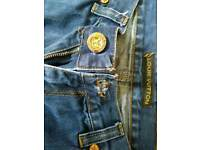 Authentic louis vuitton mena jeans genuine immaculate open to sensible offers 36 w 34 l