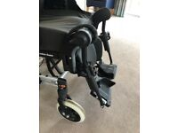 Invacare Rea Azalea Assist tilt-in-space wheelchair