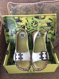 Ladies 'Fly of London' Sandals