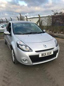 Renault Clio Gt line tomtom 2011 petrol