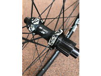 "DT Swiss 1200 Carbon 29"" MTB wheelset"