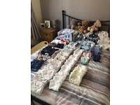Bundle Newborn/Up to 1month Baby Oy Clothes