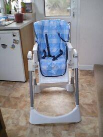 Bruin High Chair