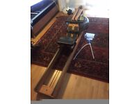 WaterRower with S4 Monitor (Top condition)