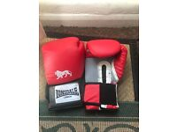 Lonsdale Boxing gloves, Focus pads and headguard