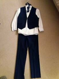 Boys page boy outfit