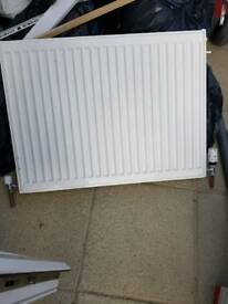 Radiator single panel