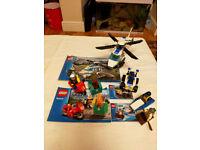 LEGO - 4 LEGO City Vehicles