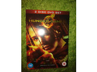 double disc dvd hunger games,