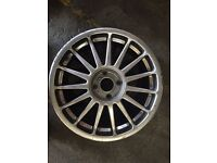 MULTI SPOKE FORD ALLOYS