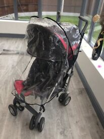 Silver cross pushchair/buggy