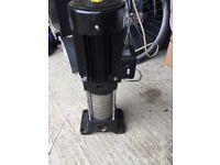 3 phase water pump