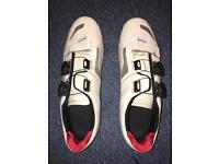 B'Twin Carbon Road Cycling Shoes Size 42