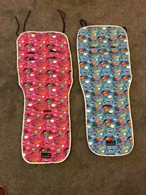 Betty bramble buggy liners/covers