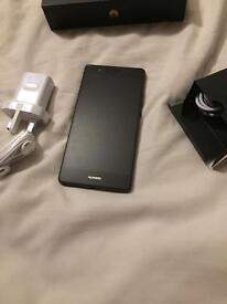 Brand New. Huawei P9 lite. Black