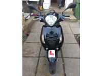 2008 Honda ps 125 very good condition