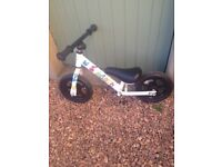 Balance bike in very good condition.