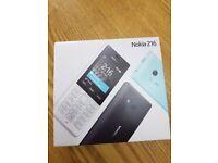 NEW NOKIA 105 , nokia 216 , 2017 model BLACK UNLOCKED PHONE 2