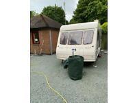 BAiley ranger 450/2 touring caravan