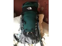 North Face Rogue 70 + 15 Rucksack