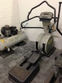 TECHNOGYM XT PRO ROTEX CROSS TRAINERS FORSALE!!