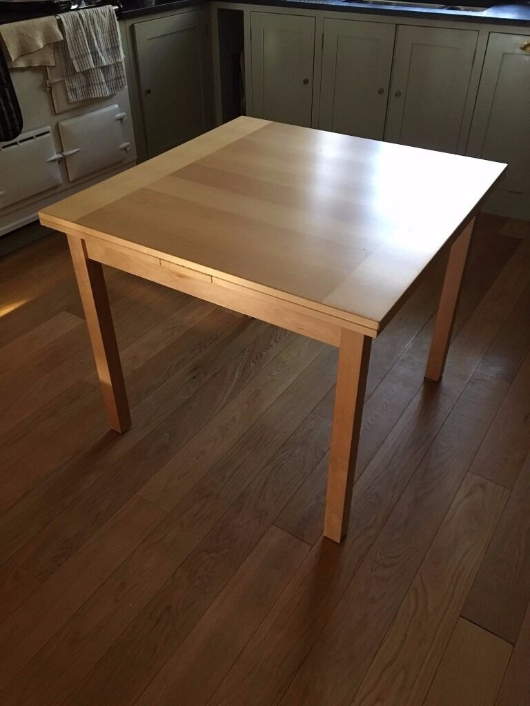 Muji Extendable Dining Table