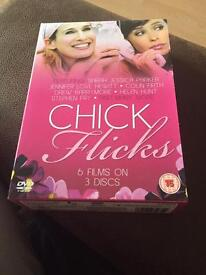 Chick flicks DVD set