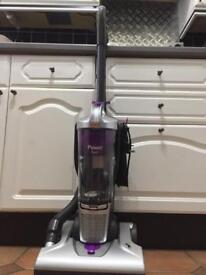 Vax power reach upright vacuum cleaner/hoover