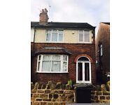 Are you looking for a large 3 / 4 bedroom house in Beeston with excellent transport links?