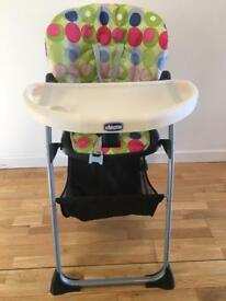 Chicco high chair