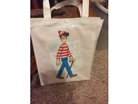 Where's Wally Books and Bag