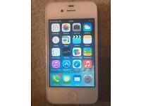 Apple iPhone 4 8gb white (O2)