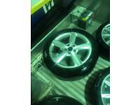 "Q7 alloys 20""and amazing tyres"