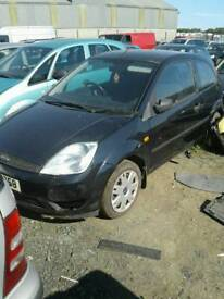 2005 Ford fiesta style 1.2 petrol for breaking only all parts available