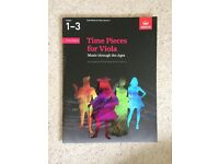 Viola Music Books