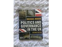 Politics & Governance in the U.K.- M. Moran
