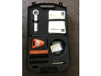 Elcometer 415 paint and powder gauge set - New in carry case - Collect Cullompton