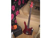 samick bass