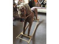 Vintage Rocking Horse ONO