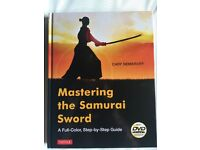 Japanese art, Samurai book lot